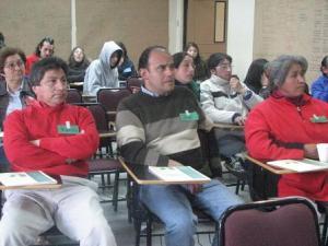 Encuentro ciudadano. Temuco, 2007